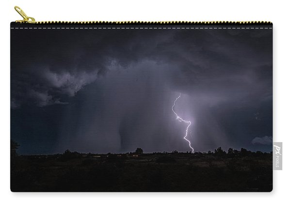 Thunderstorm #5 Carry-all Pouch