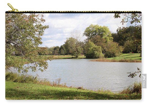 Thurman-hutchins Park - Louisville Carry-all Pouch