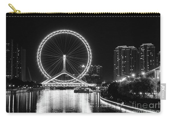 Tianjin Eye Carry-all Pouch