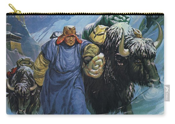 Tibet Carry-all Pouch