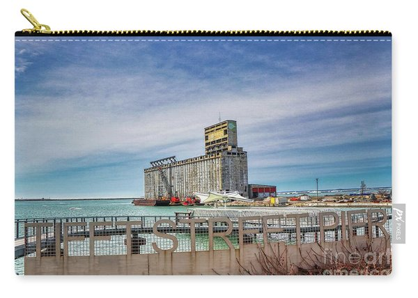Tifft St Pier Carry-all Pouch