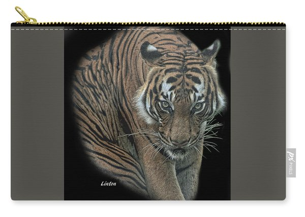 Tiger 6 Carry-all Pouch