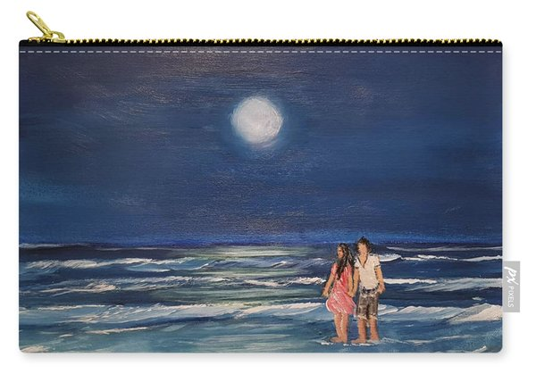 Time Stood Still Carry-all Pouch