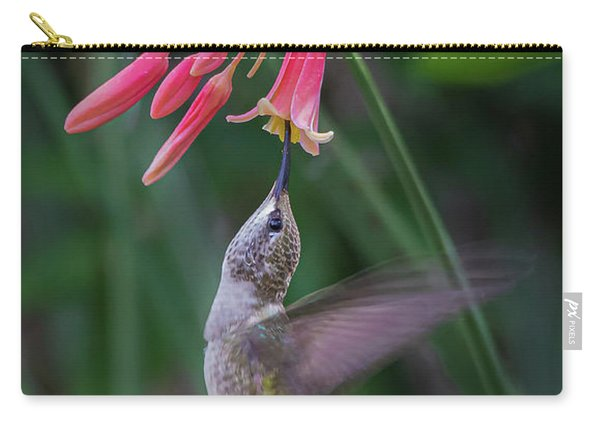 Tiny Acrobat Carry-all Pouch