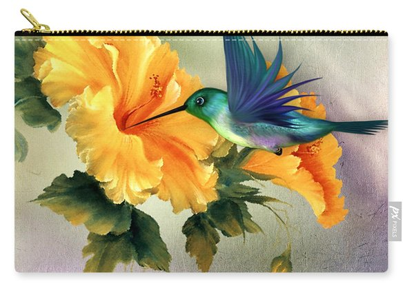 Tiny Wings Carry-all Pouch