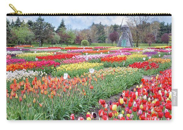 Tip Toe Through The Tulips  Carry-all Pouch