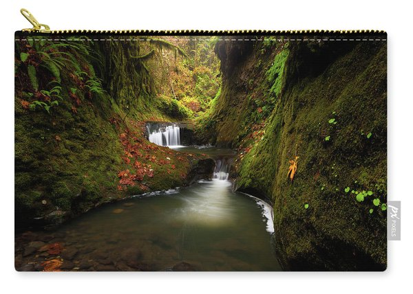 Tire Creek Canyon Carry-all Pouch