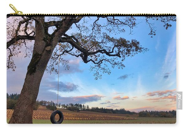 Tire Swing Tree Carry-all Pouch