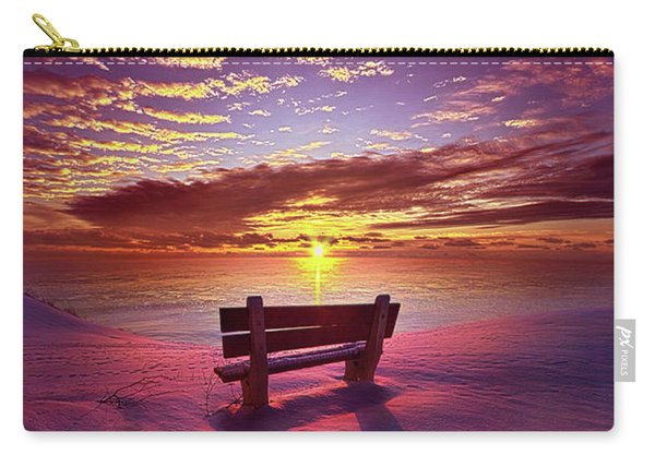 To Belong To Oneself Carry-all Pouch