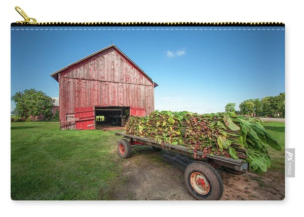 Tobacco Barn Carry-all Pouch