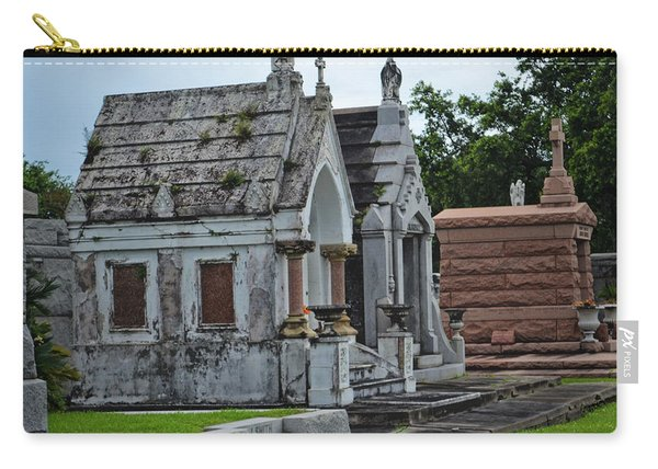 Tombs And Graves Carry-all Pouch