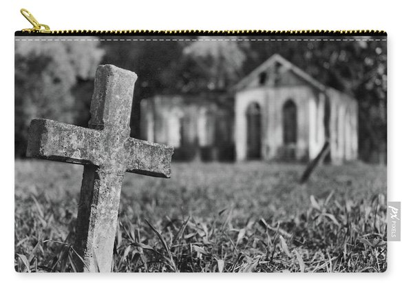 Tombstone, St. Chad's, Trinidad Carry-all Pouch