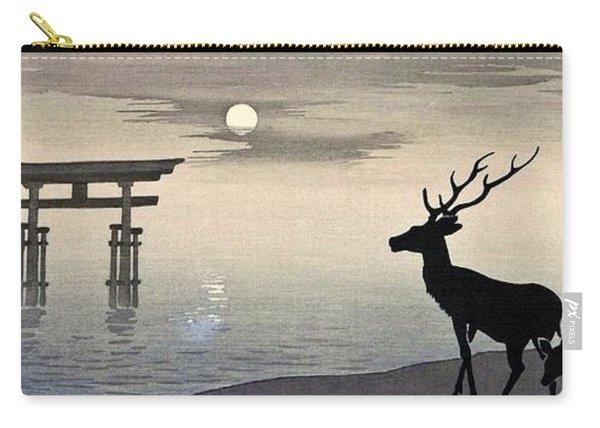 Top Quality Art - Akinomiyajima Carry-all Pouch