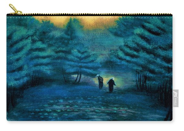 Top Quality Art - Treading Barley Carry-all Pouch