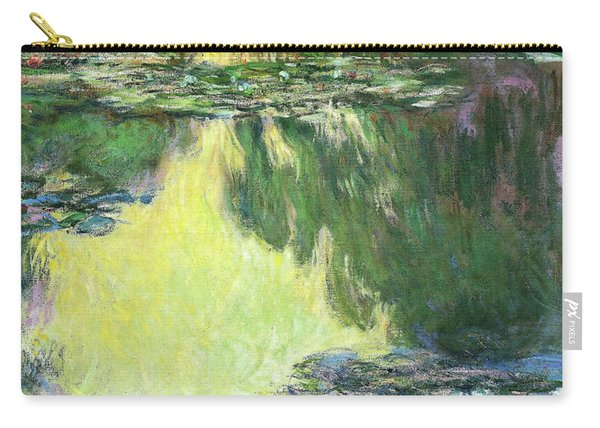 Water Lilies ,1907 - Digital Remastered Edition Carry-all Pouch