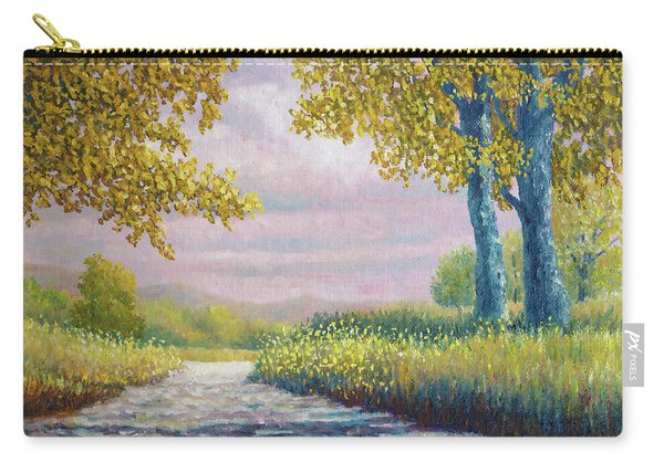 Topanga State Park  Carry-all Pouch