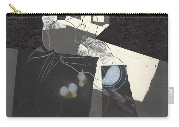 Torn Beauty No. 2 Carry-all Pouch