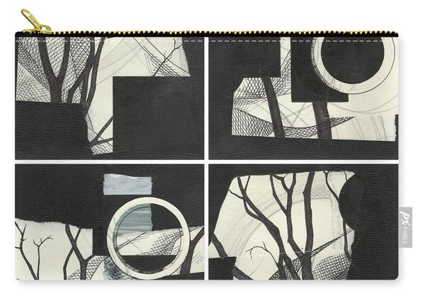 Torn Beauty No. 3 Carry-all Pouch