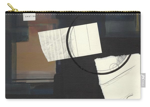 Torn Beauty No. 6 Carry-all Pouch