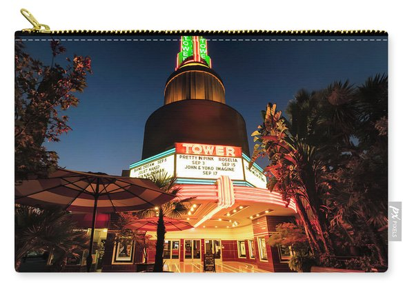 Tower Theater- Carry-all Pouch