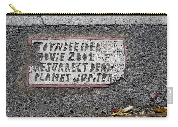 Toynbee Tile Nyc Carry-all Pouch