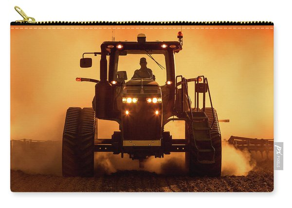 Tractor And Dust Carry-all Pouch