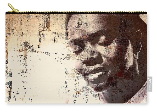 Tracy Chapman Carry-all Pouch