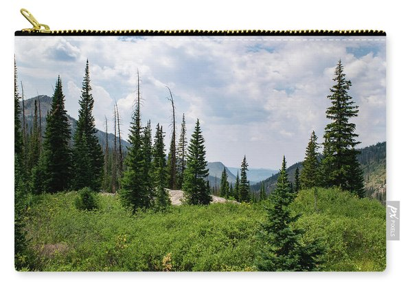 Trail To Gilpin Lake Carry-all Pouch