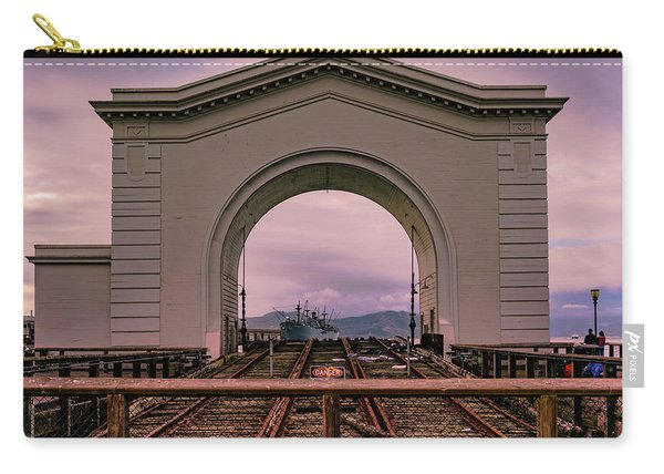Train To Nowhere Carry-all Pouch