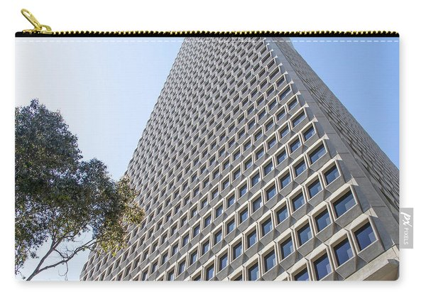 Transamerica Pyramid San Francisco R738 Sq Carry-all Pouch