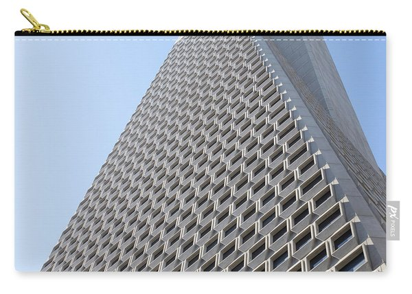 Transamerica Pyramid San Francisco R740 Sq Carry-all Pouch