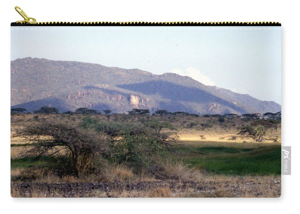Travel, African Safari 1983, Africa, Wildlife, Serengeti Carry-all Pouch
