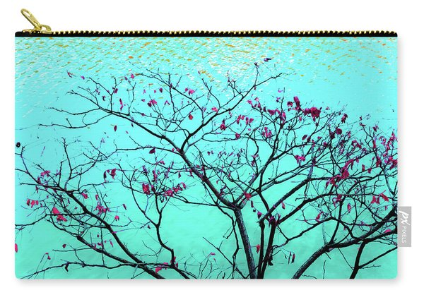 Tree And Water 1 Carry-all Pouch