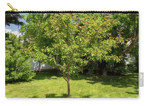 Tree In The Garden Carry-all Pouch
