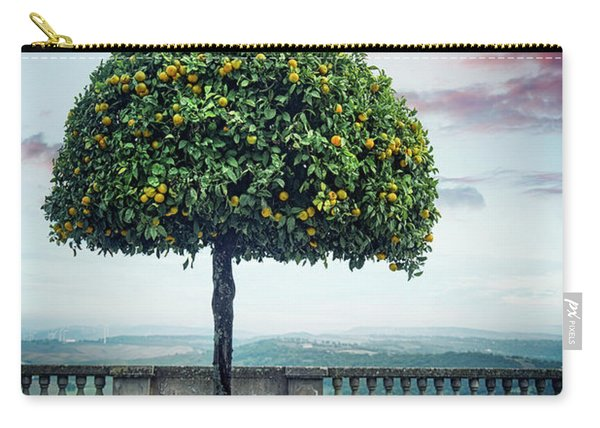 Tree Of Beauty Carry-all Pouch