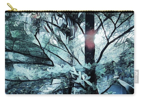 Tree Of Glass Carry-all Pouch