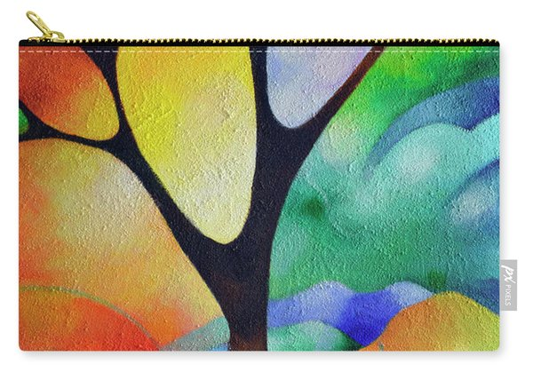 Tree Of Joy Carry-all Pouch