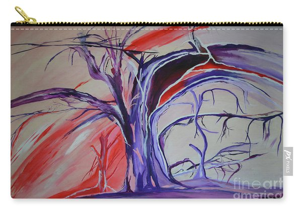 Tree Of Truth Carry-all Pouch