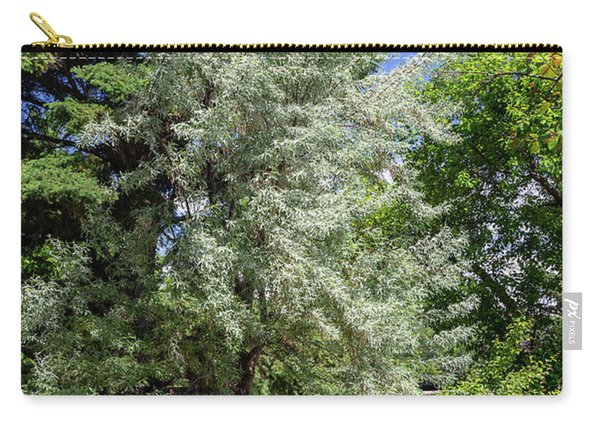 Trees In The Garden Carry-all Pouch