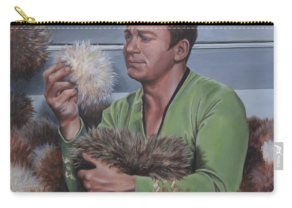 Tribble Trouble Carry-all Pouch