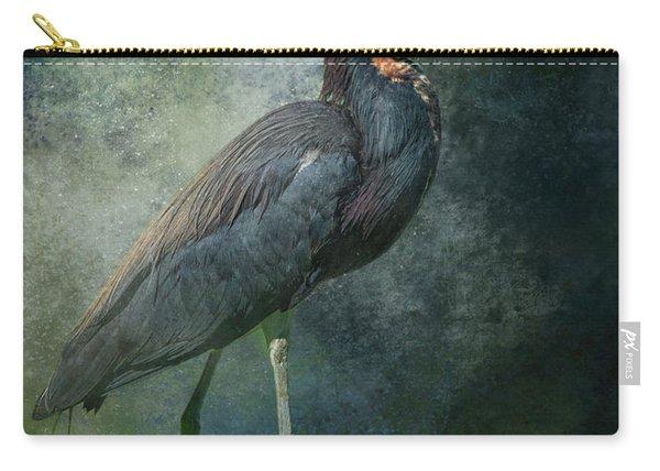Tricolor Portrait Carry-all Pouch
