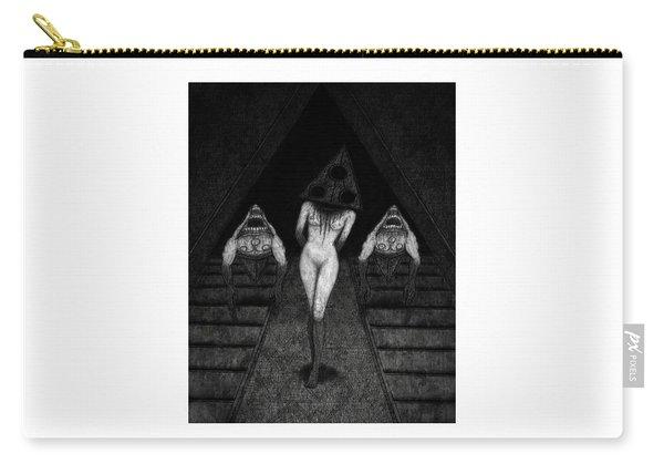 Trigia And The Dethiligox - Artwork Carry-all Pouch