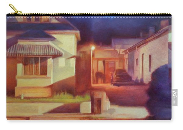 Trinidad Commercial Street Carry-all Pouch