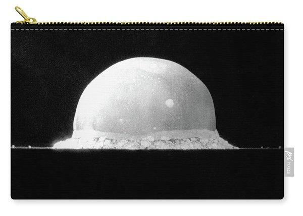 Trinity Nuclear Test Bomb Fireball - 1945 Carry-all Pouch