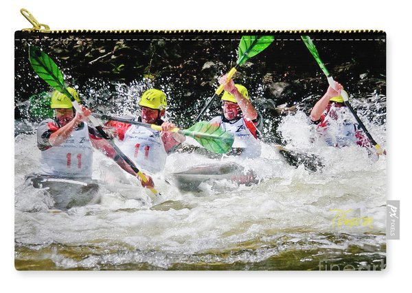Triple Crown Kayak Race Carry-all Pouch