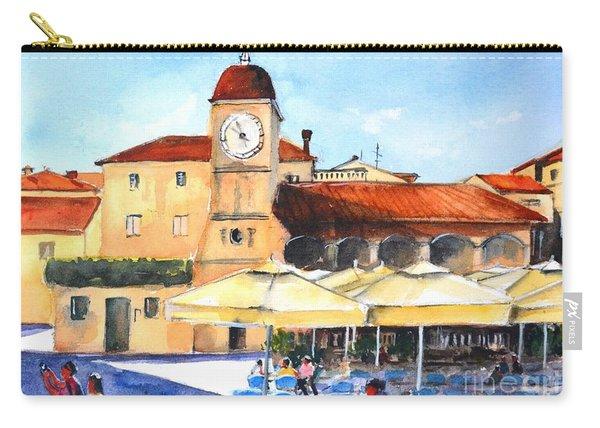 Trogir, Croatia Carry-all Pouch