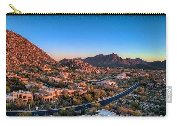 Troon Village Carry-all Pouch