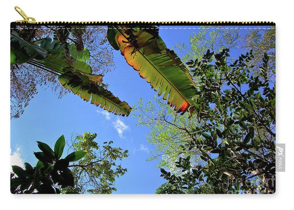 Tropical Sky Carry-all Pouch