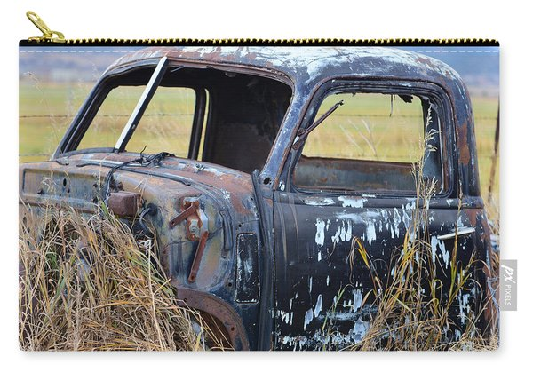 Truck Remnant Carry-all Pouch