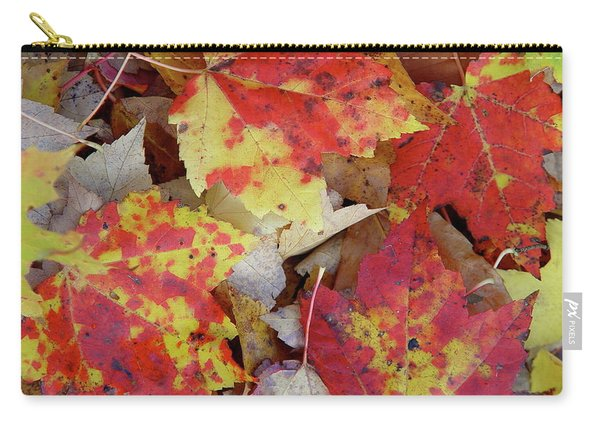 True Autumn Colors Carry-all Pouch